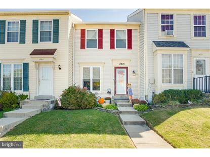 8815 GREEN NEEDLE DRIVE Baltimore, MD MLS# MDBC475790