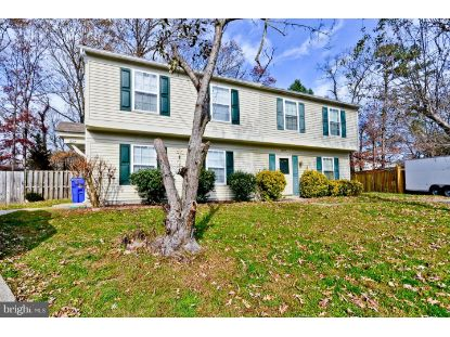 4805 UNDERWOOD COURT Waldorf, MD MLS# MDCH219664
