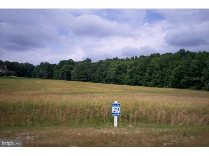 13528 AUTUMN CREST DR SOUTH - LOT 29  Mount Airy, MD MLS# MDFR268618