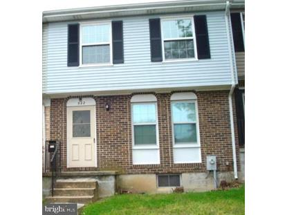 522 BURLINGTON COURT Edgewood, MD MLS# MDHR246302