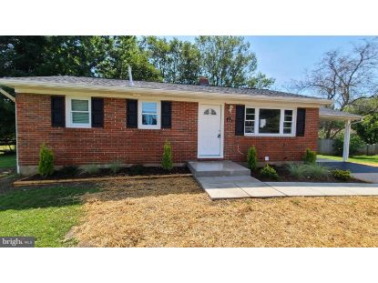 317 MONTGOMERY DRIVE Forest Hill, MD MLS# MDHR251472