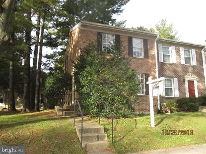 9013 LAMBSKIN LANE Columbia, MD MLS# MDHW100018