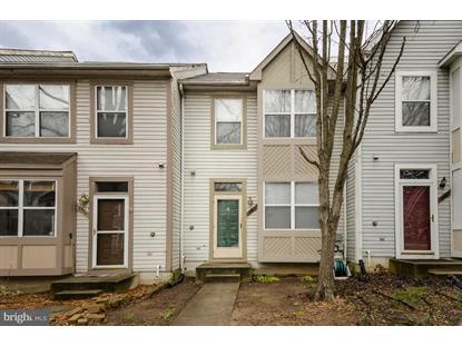 9502 CLOCKTOWER LANE Columbia, MD MLS# MDHW208824