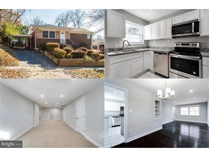 9803 E LIGHT DRIVE Silver Spring, MD MLS# MDMC388840