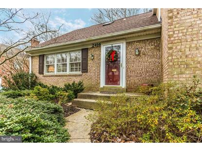 2416 CHILHAM PLACE Potomac, MD MLS# MDMC436206