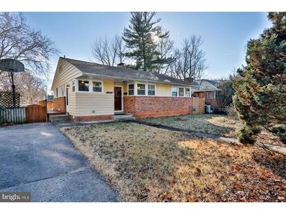 5808 JOHNSON AVENUE Bethesda, MD MLS# MDMC486794