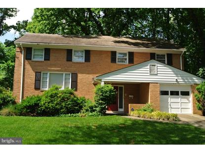 6412 CRANE TERRACE Bethesda, MD MLS# MDMC486918