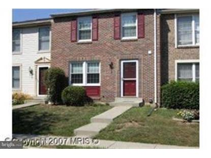 19534 TWINFLOWER CIRCLE Germantown, MD MLS# MDMC487334