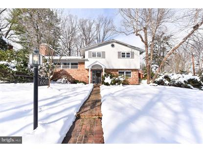 6501 MARJORY LANE Bethesda, MD MLS# MDMC488658