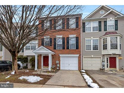 20603 DUCK POND PLACE Germantown, MD MLS# MDMC489496