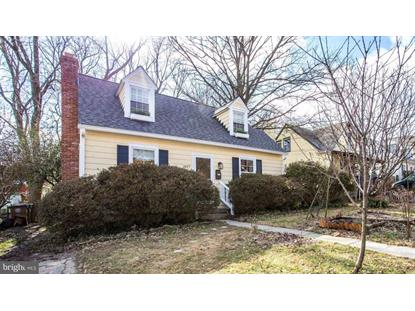 1017 CRAWFORD DRIVE Rockville, MD MLS# MDMC559936