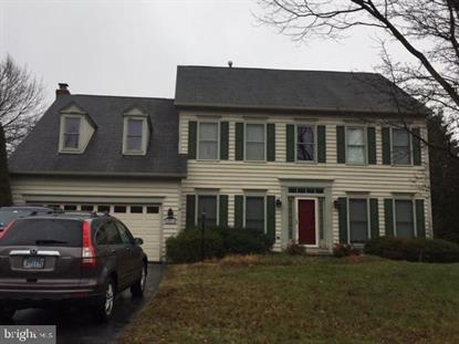 10016 FOUNDERS WAY Damascus, MD MLS# MDMC692304