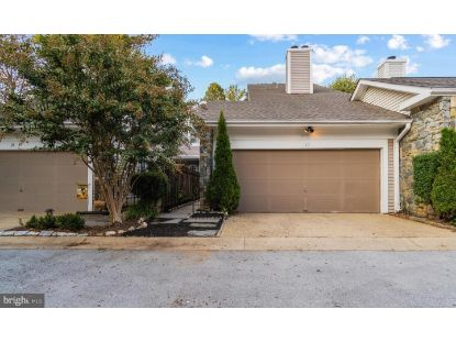 17 BUTTERWICK COURT Montgomery Village, MD MLS# MDMC729882