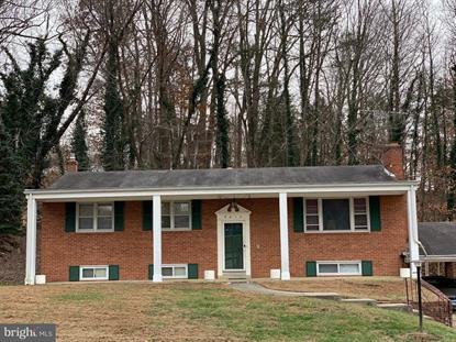 9612 CALTOR LANE Fort Washington, MD MLS# MDPG377984