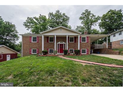 12808 PEACE DRIVE Fort Washington, MD MLS# MDPG530984