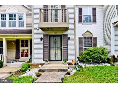 205 POST OAK COURT Landover, MD MLS# MDPG579734