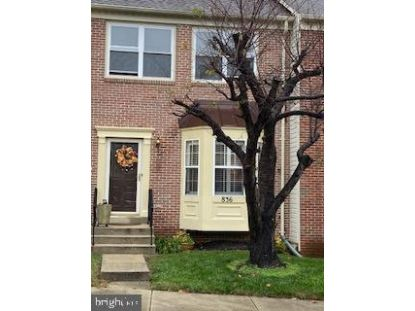 836 FARAWAY COURT Bowie, MD MLS# MDPG586092