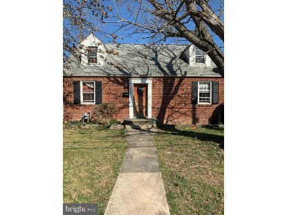 7103 24TH AVENUE Hyattsville, MD MLS# MDPG600002