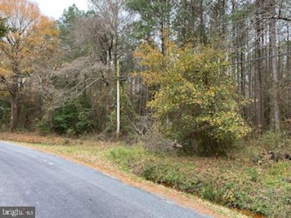 0 ROLAND PARKS ROAD Deal Island, MD MLS# MDSO104208