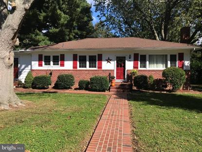207 SYCAMORE AVENUE Easton, MD MLS# MDTA100040