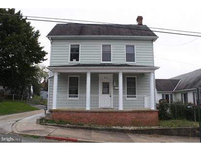 435 LIBERTY STREET, Hagerstown, MD