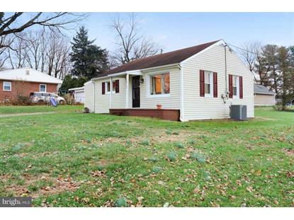 14715 DALEY ROAD Hagerstown, MD MLS# MDWA100298