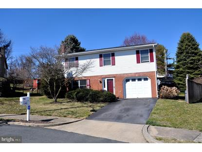 1369 OUTER DRIVE Hagerstown, MD MLS# MDWA171124