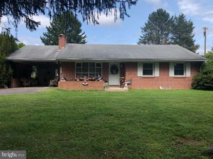 7504 MILLSTONE ROAD Hancock, MD MLS# MDWA174552