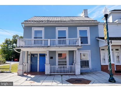 139 W MAIN STREET Hancock, MD MLS# MDWA174890