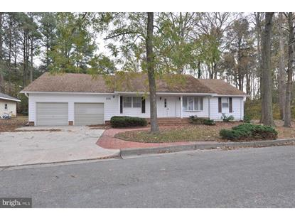 105 BRENTWOOD CIRCLE Pocomoke City, MD MLS# MDWO100876