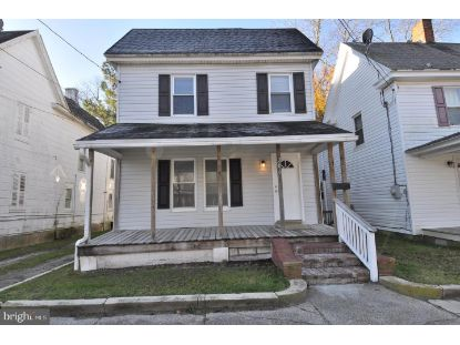 206 LAUREL STREET Pocomoke City, MD MLS# MDWO119118