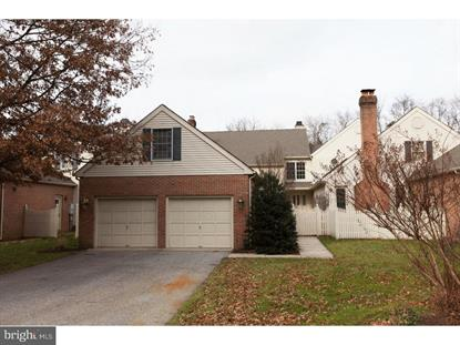 453 WINDROW CLUSTERS DRIVE Moorestown, NJ MLS# NJBL222020