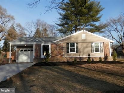 2418 ARDEN ROAD Cinnaminson, NJ MLS# NJBL247194