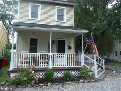 25 CHERRY STREET Medford, NJ MLS# NJBL356188