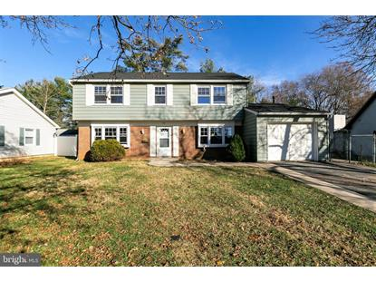 14 GLOVER LANE Willingboro, NJ MLS# NJBL362350