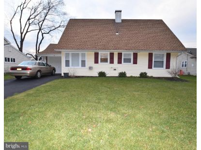 114 SOMERSET DRIVE Willingboro, NJ MLS# NJBL389538