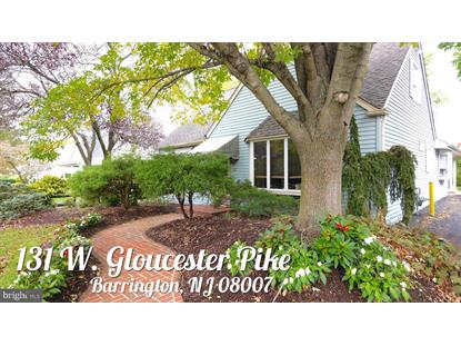 131 W GLOUCESTER PIKE Barrington, NJ MLS# NJCD384588
