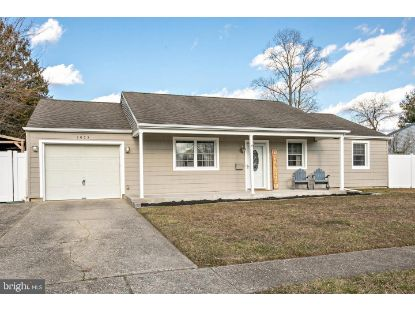 1055 BRADFORD DRIVE Williamstown, NJ MLS# NJGL270242