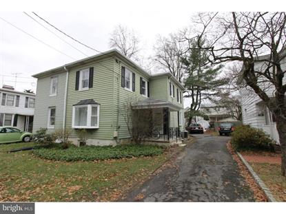 202 BIRCH AVENUE Princeton, NJ MLS# NJME146566