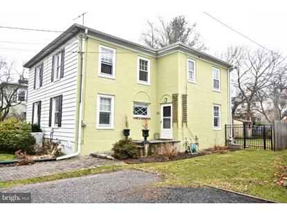 210 BIRCH AVENUE Princeton, NJ MLS# NJME203744