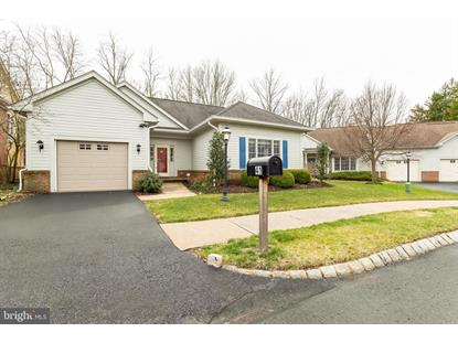 41 HEDGE ROW ROAD Princeton, NJ MLS# NJMX123612