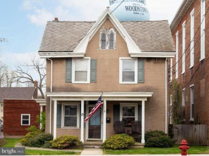 15 WEST AVENUE Woodstown, NJ MLS# NJSA141488