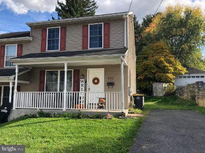 222 PROSPECT AVENUE Downingtown, PA MLS# PACT519042
