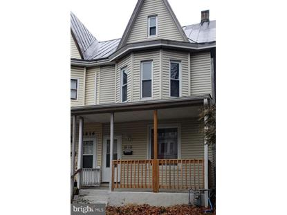 1818 NORTH STREET Harrisburg, PA MLS# PADA118310