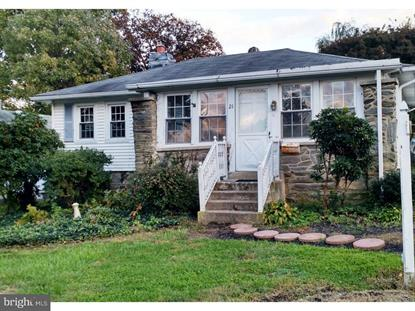 21 N LINE ROAD Newtown Square, PA MLS# PADE101136