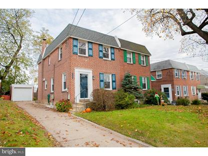 1233 HARDING DRIVE Havertown, PA MLS# PADE101514