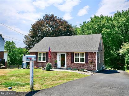 230 HARRISON ROAD Brookhaven, PA MLS# PADE521996