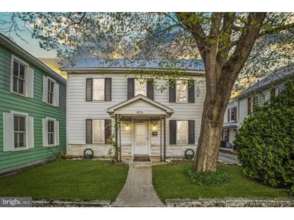 624 SOUTH MAIN  Chambersburg, PA MLS# PAFL173690