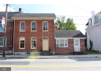 113 EAST BALTIMORE STREET Greencastle, PA MLS# PAFL174852