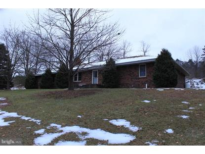 4781 RAILROAD AVENUE  Broad Top, PA MLS# PAHU100300